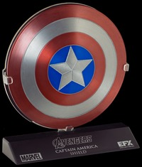 Marvel: Captain America Shield (Avengers Ver.) - 1:6 Scale Replica