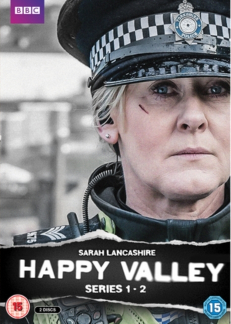 Happy Valley Series 1-2 on DVD