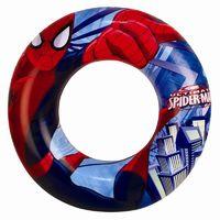 Bestway: Spider-Man - Inflatable Swim Ring (56cm)