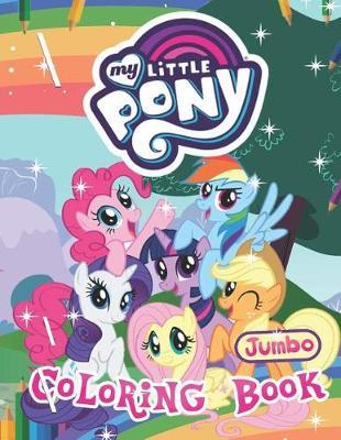 My Little Pony Coloring Book by Little Penguin