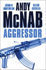 Aggressor by Andy McNab image