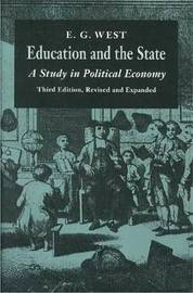 Education and the State by Edwin G West image