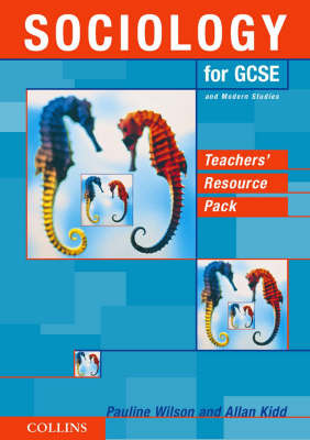 Sociology for GCSE: Teachers' Resource Pack by Pauline Wilson image