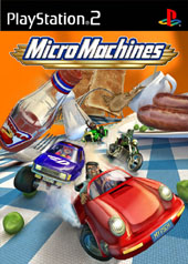 Micro Machines for PlayStation 2