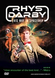 Rhys Darby - This Way To Spaceship on DVD