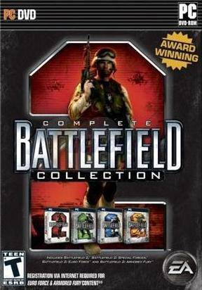 Battlefield 2: Complete Collection for PC Games