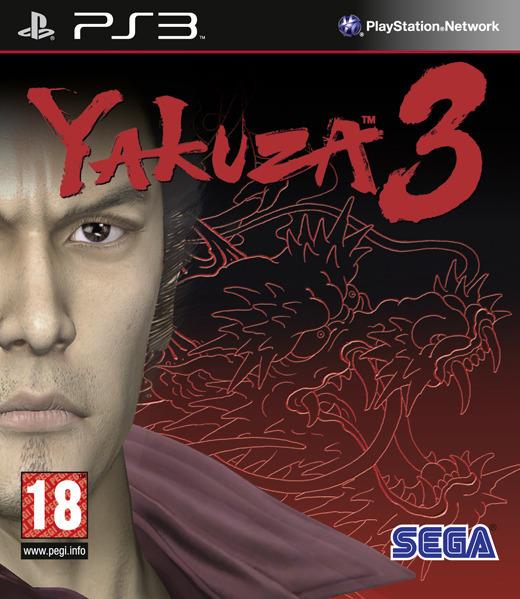 Yakuza 3 for PS3
