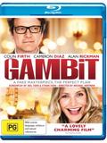 Gambit on Blu-ray