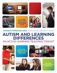 Autism and Learning Differences by Michael P McManmon