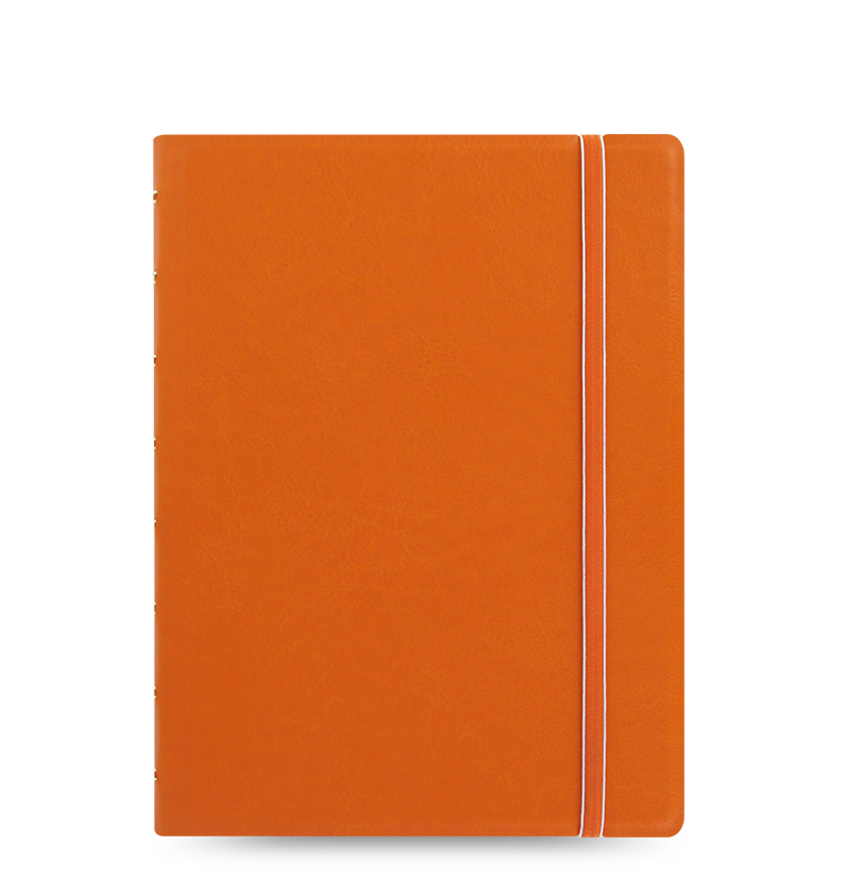 Filofax - A5 Notebook - Orange image