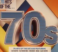 70 Hits of the 70's (3CD) by Various Artists