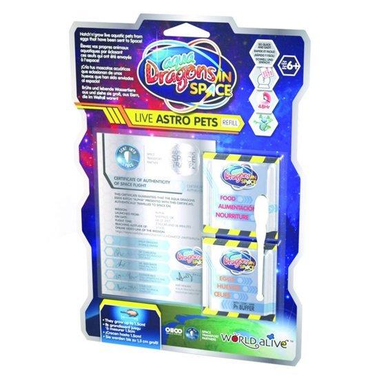 Aqua Dragons: Live Astro Pets - Refill Pack image