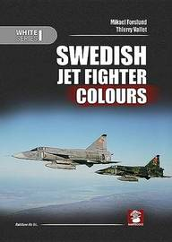 Swedish Jet Fighter Colours by Mikael Forslund