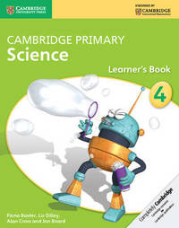 Cambridge Primary Science by Fiona Baxter
