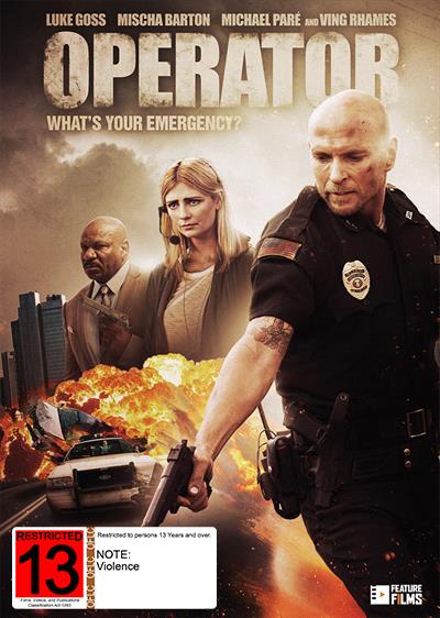 Operator on DVD