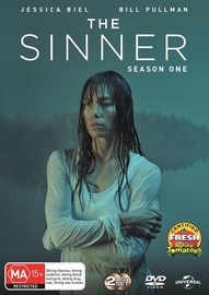 The Sinner - Complete Season One on DVD