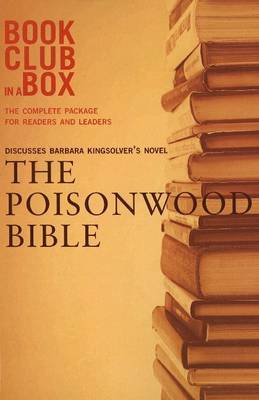 """""""Bookclub-in-a-Box"""" Discusses the Novel """"The Poisonwood Bible"""" by Barbara Kingsolver image"""