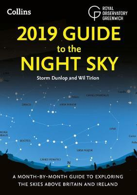 2019 Guide to the Night Sky by Storm Dunlop