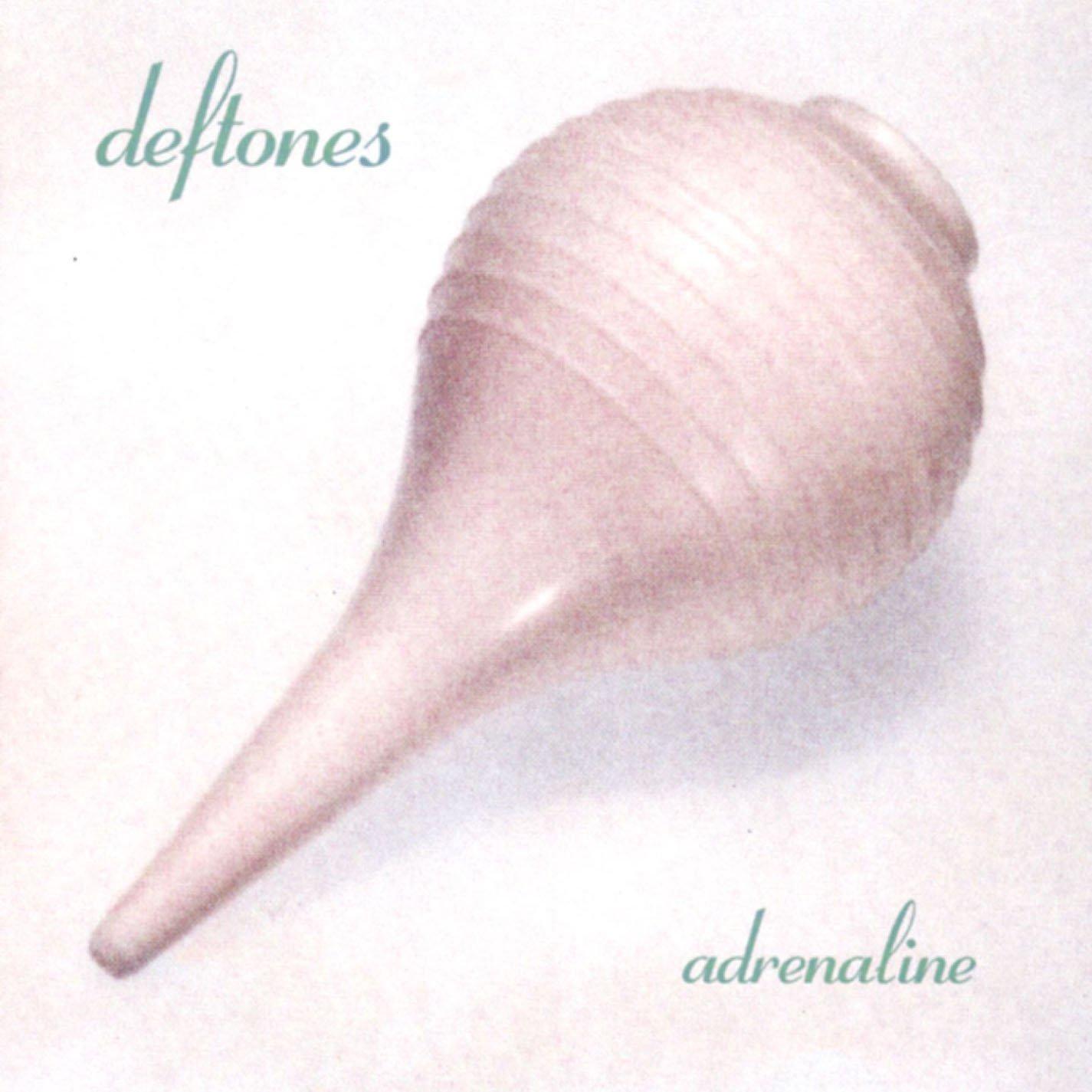 Deftones - Adrenaline Vinyl by Deftones image