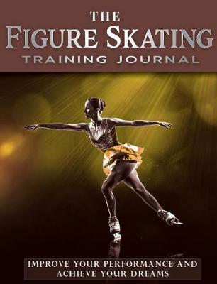The Figure Skating Training Journal by Sweet Harmony Press image