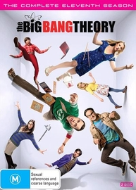 The Big Bang Theory : Season 11 on DVD