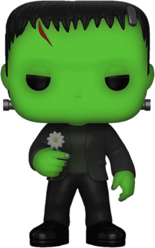 Universal Monsters - Frankenstein (Glow/Flower) Pop! Vinyl Figure