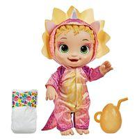 Baby Alive: Dino Cuties Doll (Blonde Hair)