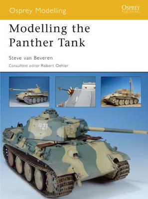 Modelling the Panther Tank by Steve Van Beveren image