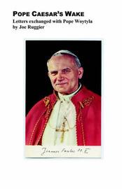 Pope Caesar's Wake by Joe M. Ruggier image