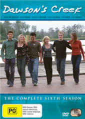 Dawson's Creek - Complete Season 6 (6 Disc Set) on DVD