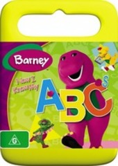 Barney - Now I Know My ABCs on DVD