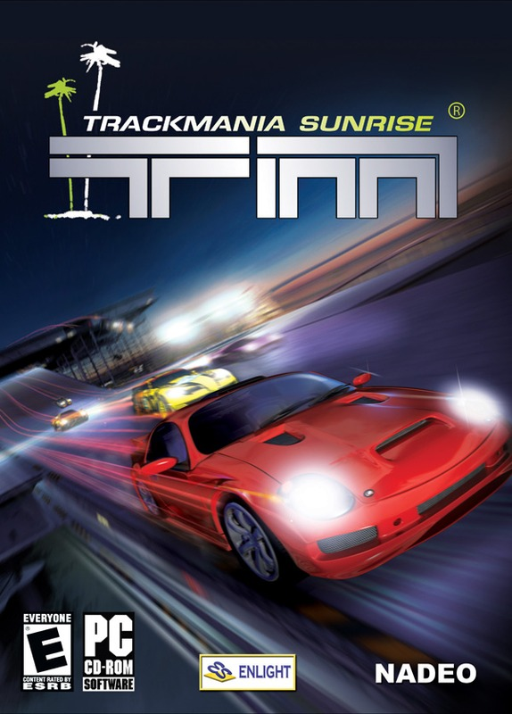 Trackmania Sunrise for PC Games