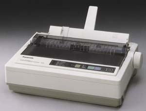 Panasonic KX-P1150 9-Pin Dot Matrix Printer
