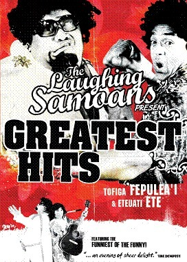 The Laughing Samoans - Greatest Hits on DVD