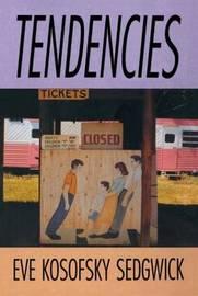 Tendencies by Eve Kosofsky Sedgwick image