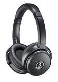 Audio-Technica ATH-ANC29 Noise Cancelling Headphones (Black)