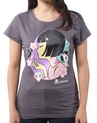 Tokidoki: Bubble Babe T-Shirt (Medium)