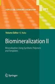 Biomineralization II