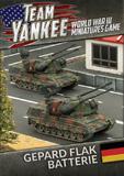Flames of War: Team Yankee - Gepard Flakpanzer Batterie