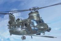 Italeri: 1/72 MH-47E SOA Chinook - Model Kit