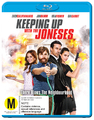 Keeping Up With The Joneses on Blu-ray