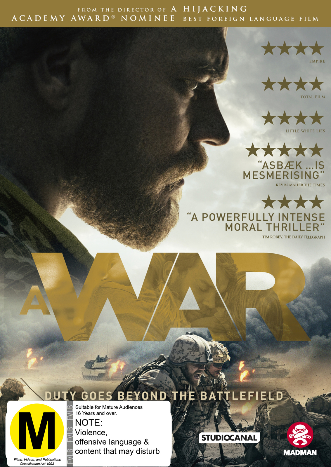 A War on DVD image
