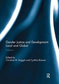 Gender Justice and Development: Local and Global image
