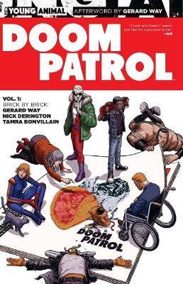 Doom Patrol Vol. 1 Brick By Brick by Nick Derington image