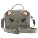Loungefly Grey Cat Crossbody Bag