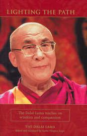 Lighting the Path by His Holiness Tenzin Gyatso The Dalai Lama image