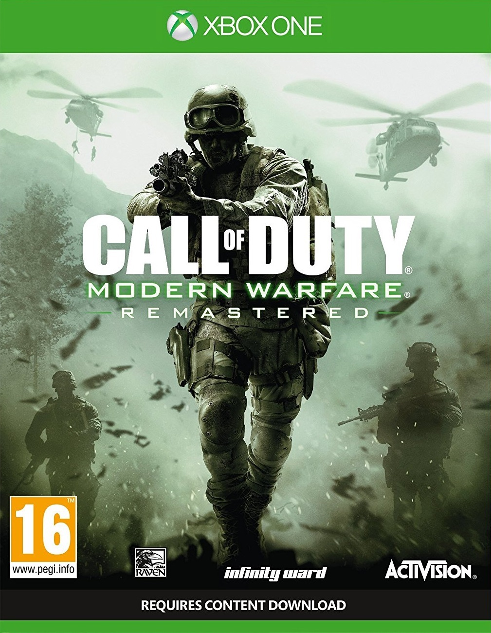 Call of Duty: Modern Warfare Remastered for Xbox One image