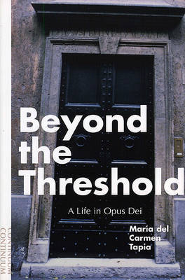 Beyond the Threshold by Maria Del Carmen Tapia image