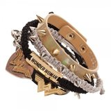 Wonder Woman - Arm Party Bracelet Set