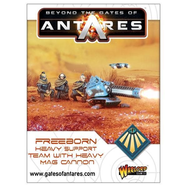 Beyond the Gates of Antares: Freeborn Heavy Mag Cannon